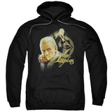 Hoodie: The Lord of the Rings: The Fellowship of the Ring - Legolas Pullover Hoodie