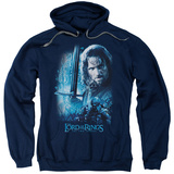 Hoodie: The Lord of the Rings: The Two Towers - King In The Making Pullover Hoodie