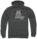 Hoodie: Garfield - Good Morning Sunshine Pullover Hoodie