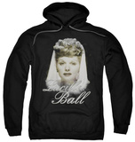 Hoodie: Lucille Ball - Glowing Pullover Hoodie