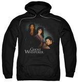 Hoodie: The Ghost Whisperer - Diagonal Cast Pullover Hoodie