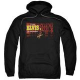 Hoodie: Elvis Presley - From Elvis In Memphis Pullover Hoodie