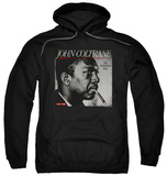 Hoodie: John Coltrane - Smoke Breaks Pullover Hoodie