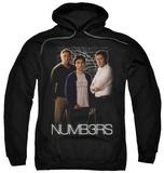 Hoodie: Numb3rs - Equations Pullover Hoodie