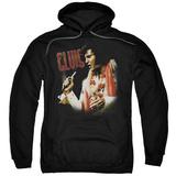 Hoodie: Elvis Presley - Soulful Pullover Hoodie