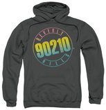 Hoodie: Beverly Hills 90210 - Color Blend Logo T-shirts
