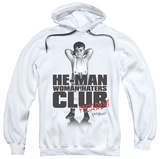 Hoodie: The Little Rascals - Club President Pullover Hoodie