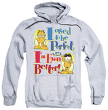 Hoodie: Garfield - Even Better Pullover Hoodie