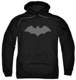 Hoodie: Batman - 52 Black Pullover Hoodie