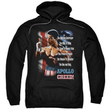 Hoodie: Rocky II - The One and Only Pullover Hoodie