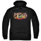 Hoodie: KISS - Stage Logo Pullover Hoodie