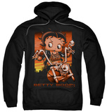 Hoodie: Betty Boop - Sunset Rider T-Shirts