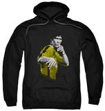 Hoodie: Bruce Lee - Suit Of Death Pullover Hoodie
