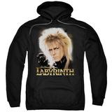 Hoodie: Labyrinth - Jareth Pullover Hoodie