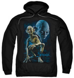 Hoodie: The Lord of the Rings: The Return of the King - Smeagol Pullover Hoodie