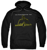 Hoodie: John Coltrane - Mellow Yellow Pullover Hoodie