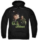 Hoodie: Elvis Presley - G I Blues Pullover Hoodie