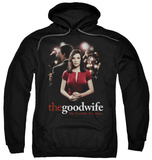 Hoodie: The Good Wife - Bad Press Pullover Hoodie