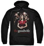 Hoodie: The Good Wife - Bad Press Pullover Hoodie