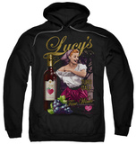 Hoodie: I Love Lucy - Bitter Grapes Pullover Hoodie