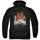 Hoodie: The Lord of the Rings: The Fellowship of the Ring - Evil Rising Pullover Hoodie