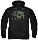 Hoodie: Army - Soilders Pullover Hoodie
