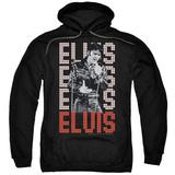 Hoodie: Elvis Presley - 1968 Pullover Hoodie