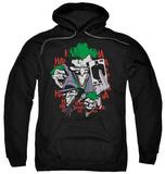 Hoodie: Batman - Four Of A Kind Pullover Hoodie
