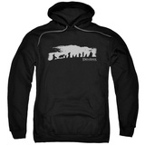 Hoodie: The Lord of the Rings: The Fellowship of the Ring - The Fellowship Pullover Hoodie