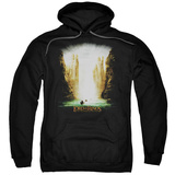 Hoodie: The Lord of the Rings: The Fellowship of the Ring - Kings Of Old Shirt