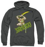 Hoodie: DC Comics - Samurai Pullover Hoodie