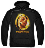 Hoodie: The Lord of the Rings: The Return of the King - My Precious Pullover Hoodie
