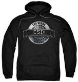 Hoodie: CSI - Rendered Logo Pullover Hoodie
