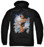 Hoodie: Wonder Woman - Of Themyscira Pullover Hoodie