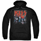 Hoodie: KISS - Kings Shirt