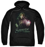 Hoodie: The Lord of the Rings: The Return of the King - Samwise The Brave Pullover Hoodie