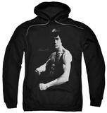 Hoodie: Bruce Lee - Stance Pullover Hoodie