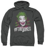 Hoodie: Batman - Hastag Joker Pullover Hoodie