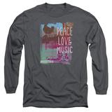 Long Sleeve: Woodstock - Plm Tshirts