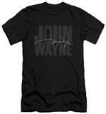 John Wayne - Silhouette Signature (slim fit) Shirt