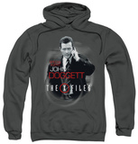 Hoodie: The X-Files - Doggett Pullover Hoodie