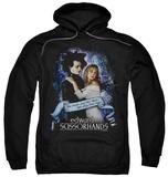 Hoodie: Edward Scissorhands - That Night Pullover Hoodie