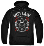 Hoodie: Sons Of Anarchy - Outlaw T-shirts