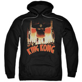Hoodie: King Kong - At The Gates Pullover Hoodie