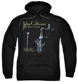 Hoodie: John Coltrane - Paris Coltrane T-Shirt