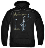 Hoodie: John Coltrane - Paris Coltrane Pullover Hoodie