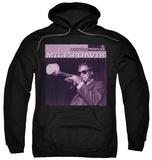 Hoodie: Miles Davis - Prince Pullover Hoodie