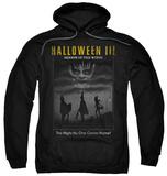 Hoodie: Halloween Iii - Kids Poster Pullover Hoodie