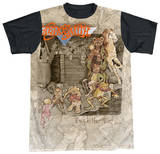 Aerosmith - Toys In The Attic(black back) T-shirts