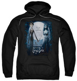 Hoodie: The Corpse Bride - Poster Pullover Hoodie